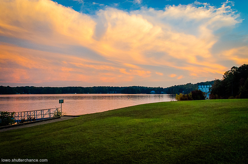 photoblog image Lake Lanier chronicles